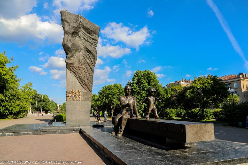 Круиз на теплоходе «Н. А. Некрасов». Череповец 999A2348