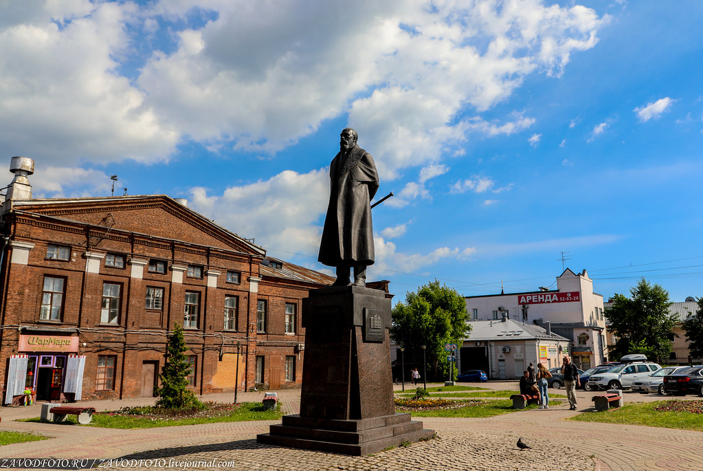 Круиз на теплоходе «Н. А. Некрасов». Череповец 999A2254xx