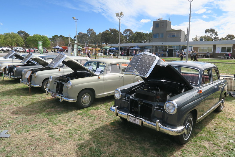 ACT German Car Show Roundies