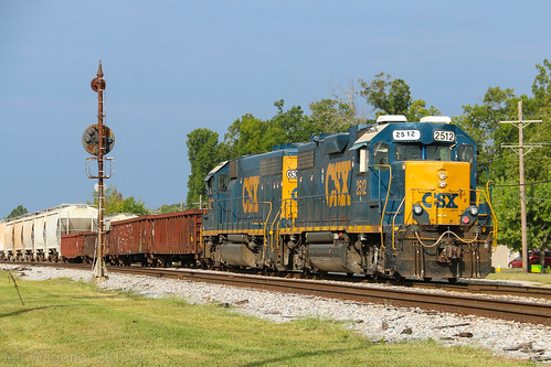 CSX J780, North Vernon,IN 9/21/2019 | by Bluegrass Railfan
