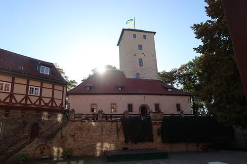 Burg Warberg (Burghof)