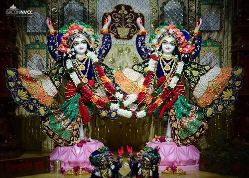 ISKCON Pune NVCC Deity Darshan 22 Sep 2019