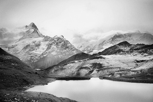 The drama of the Bernese Oberland
