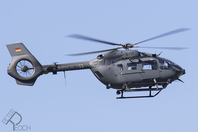 76+02 / German Air Force / Airbus Helicopters H145M
