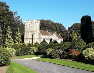 St Michael and All Angels Church Brodsworth Yorkshire