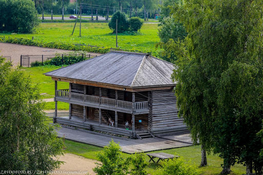 Круиз на теплоходе «Н. А. Некрасов». Усадьба Гальских в Череповце IMG_4457xx