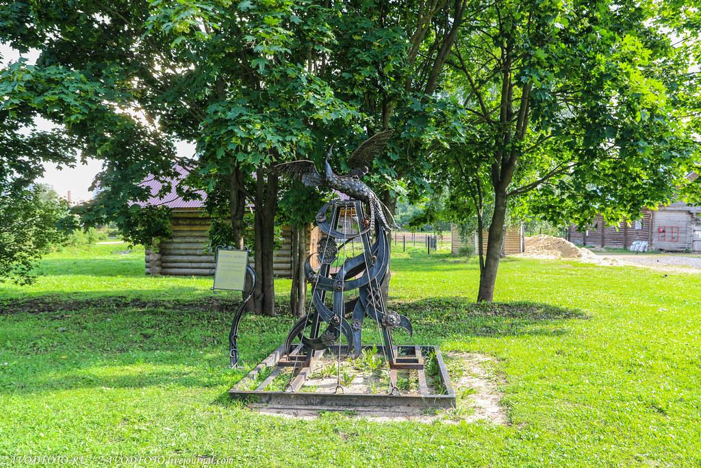 Круиз на теплоходе «Н. А. Некрасов». Усадьба Гальских в Череповце 999A2829