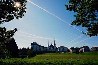 Muri AG, Switzerland - Kloster Muri
