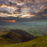 Blencathra Sunrise