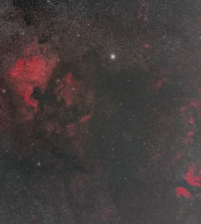 North American Nebula Region.