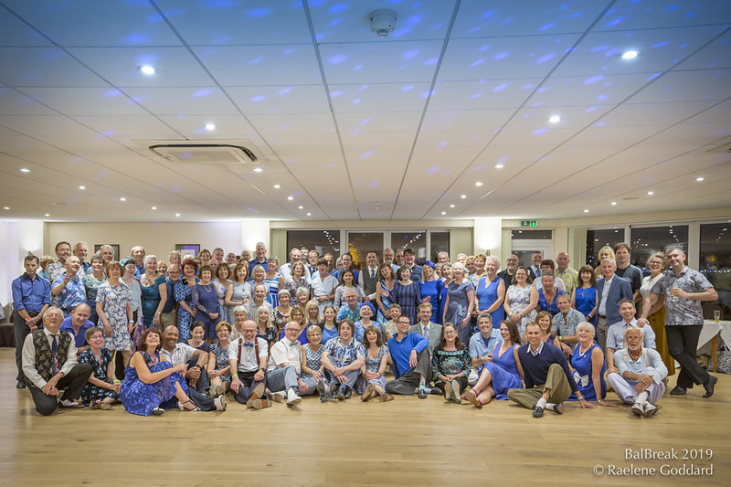 BalBreak 2019 Group Photos and Misc