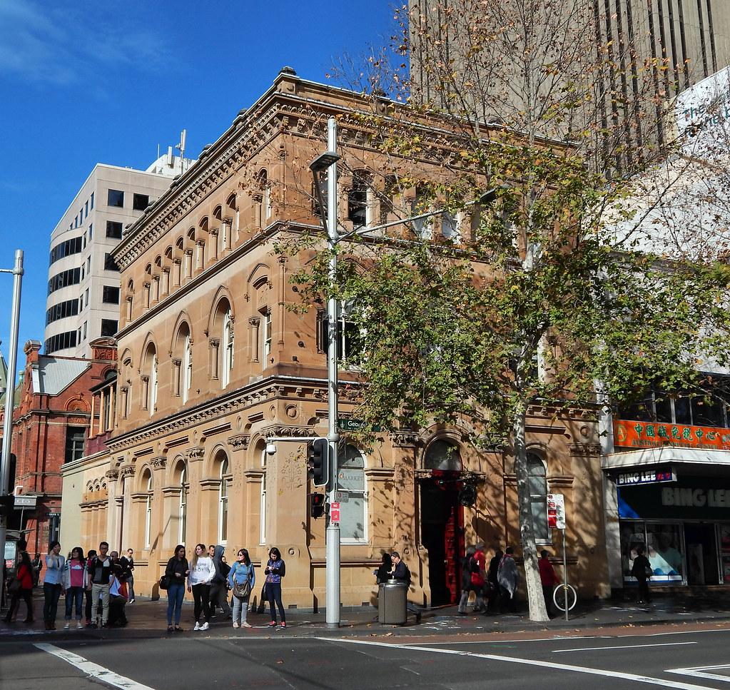 Library, Haymarket, Sydney, NSW.