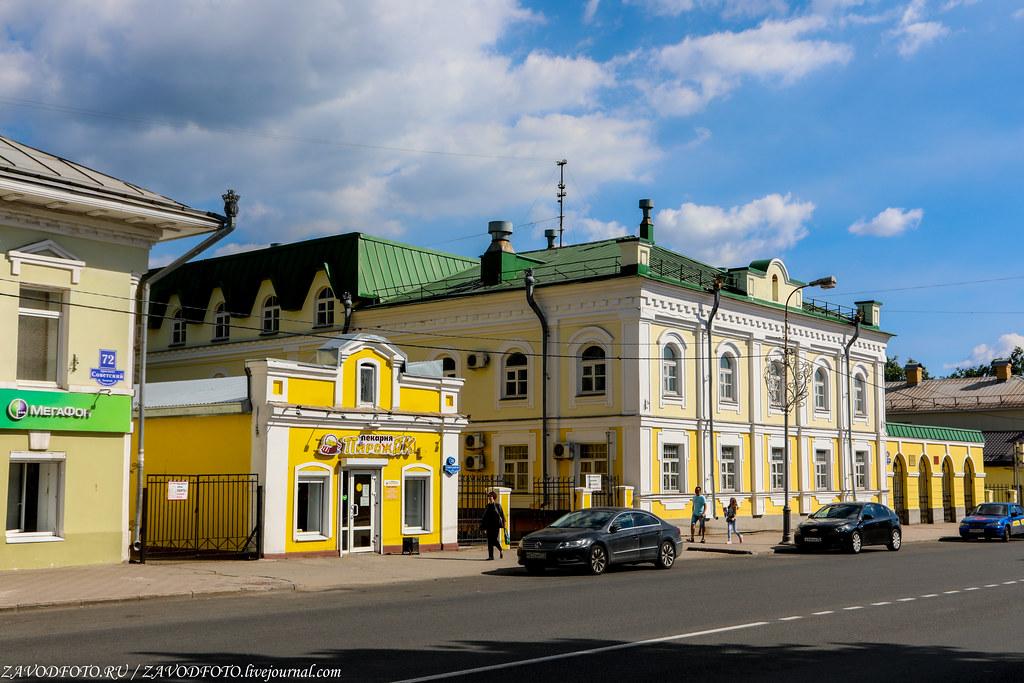 Круиз на теплоходе «Н. А. Некрасов». Череповец 999A2229