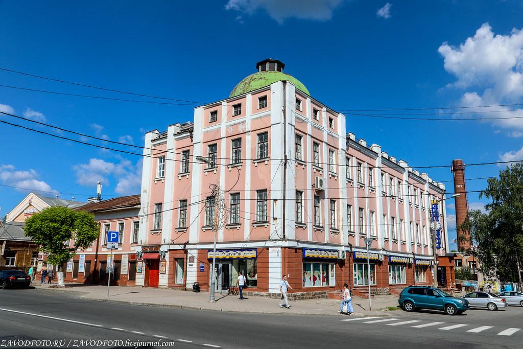 Круиз на теплоходе «Н. А. Некрасов». Череповец 999A2237