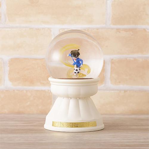 玻璃球內的推理劇!《名偵探柯南》造型雪景球(名探偵コナン スノードーム)
