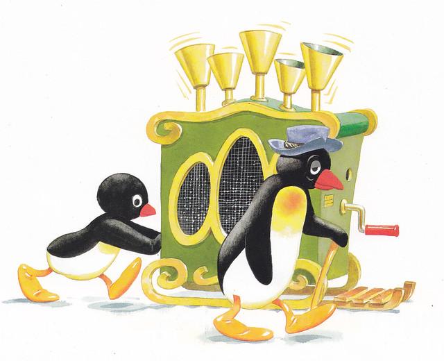 Pingu - Der Künstler / frontispiz