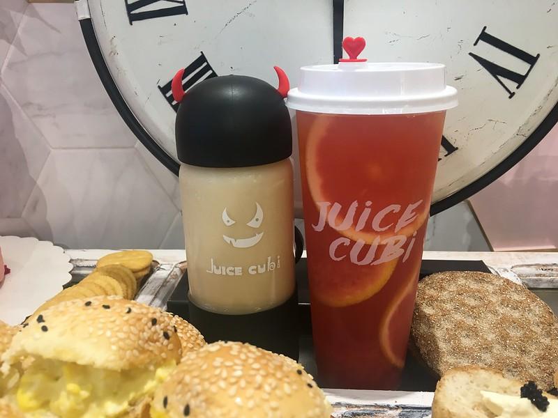 Juice Cubi, SM MOA
