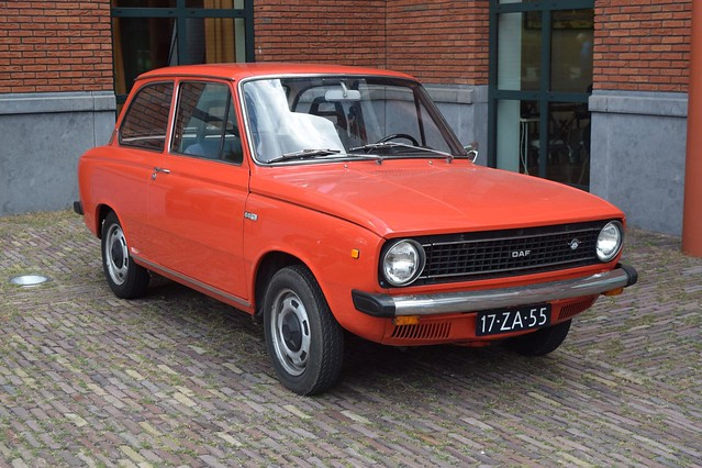 Daf 66 1975