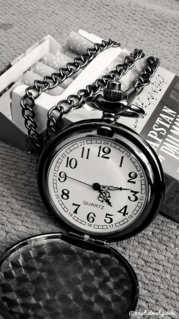 Time is a teacher.