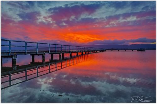 steveselbyphotography steev steveselby pentaxdfa1530wr hdpentaxdfa1530mmf28edsdmwr pentaxk1 pentax ricoh lakeillawarra landscape lake sunset lr on1photoraw2020