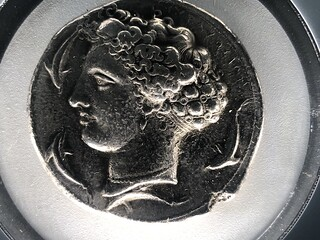 Syracuse coin