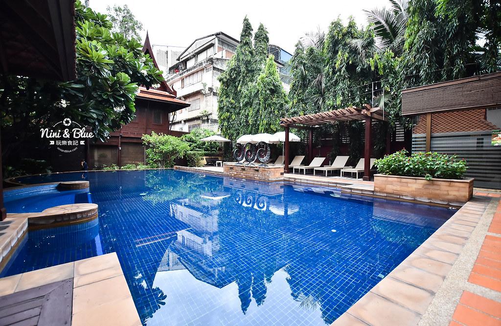 Rose Residence 泰國曼谷住宿 Hua Lamphong華藍蓬車站 15