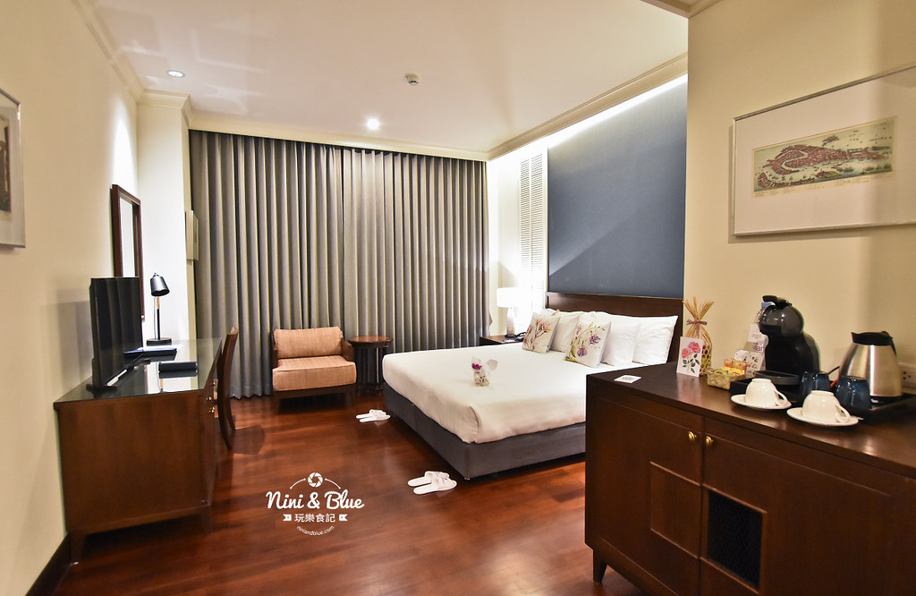 Rose Residence 泰國曼谷住宿 Hua Lamphong華藍蓬車站 06