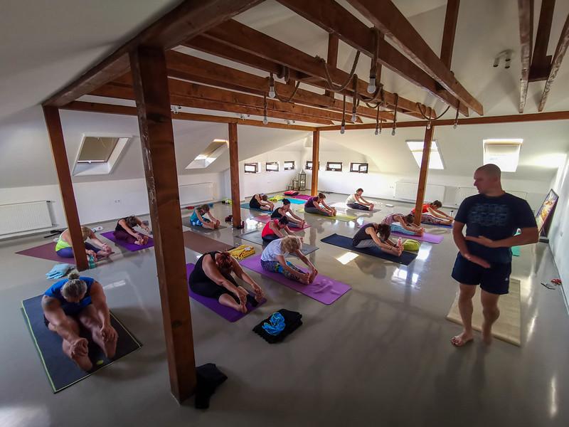 Nyaralós-pihenős jógatábor 2019