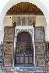 Portón del palacio Jamai