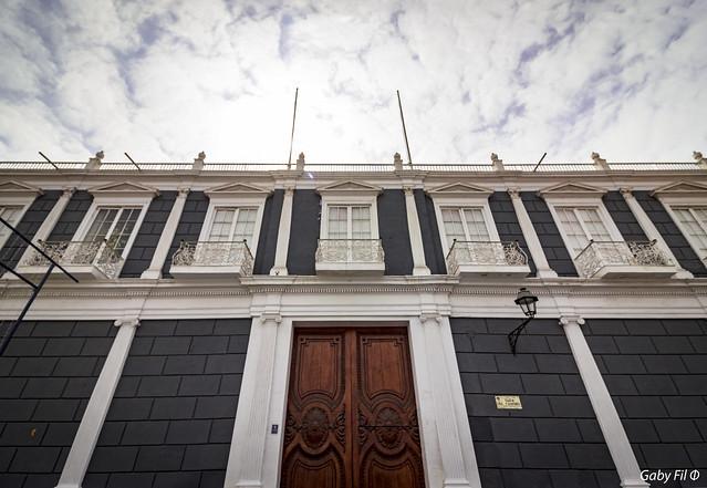 El palacio de Trujillo