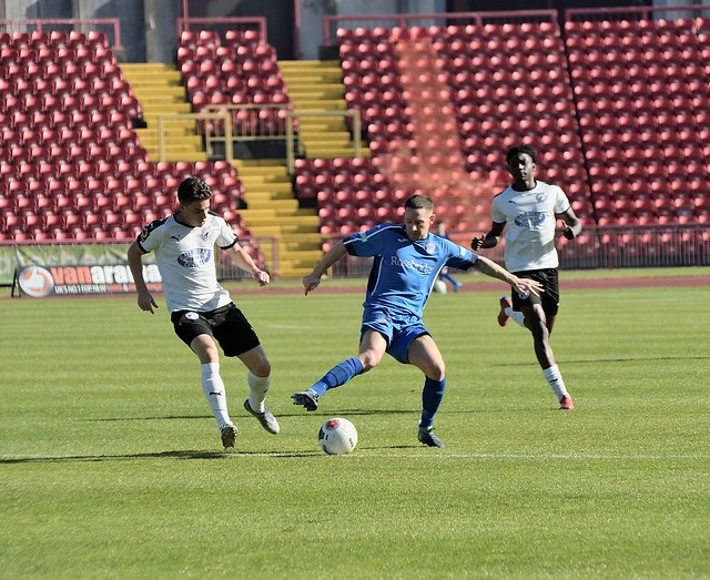 Gateshead 6 Rams 0 - Match Action