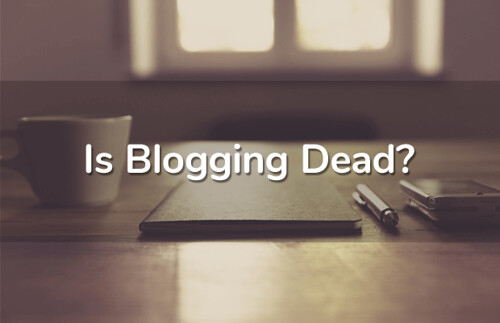 blogging-is-dead