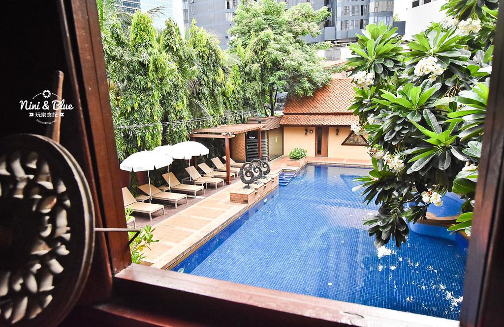 Rose Residence 泰國曼谷住宿 Hua Lamphong華藍蓬車站 22