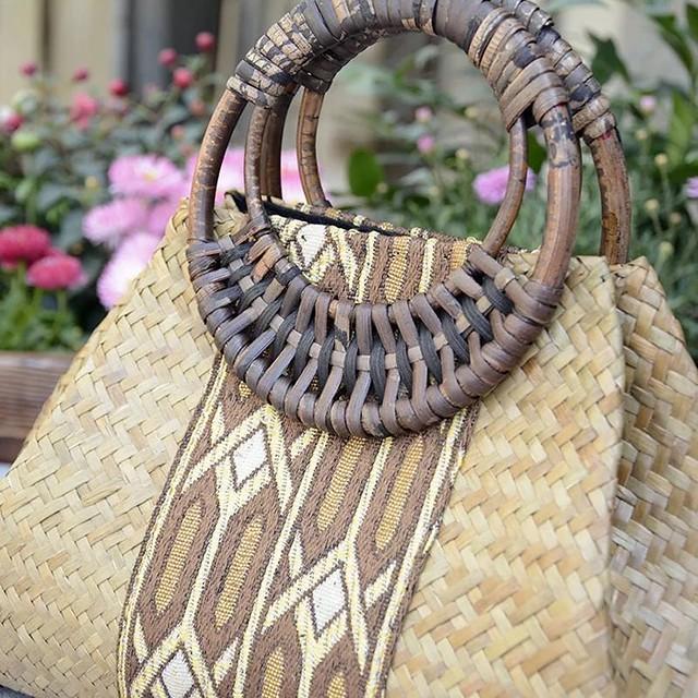 """Nothing haunts us, like the bag we didn't get"".. #thinkdifferent #sustainblefashion #ecofashion ♻️+🌳=💚"