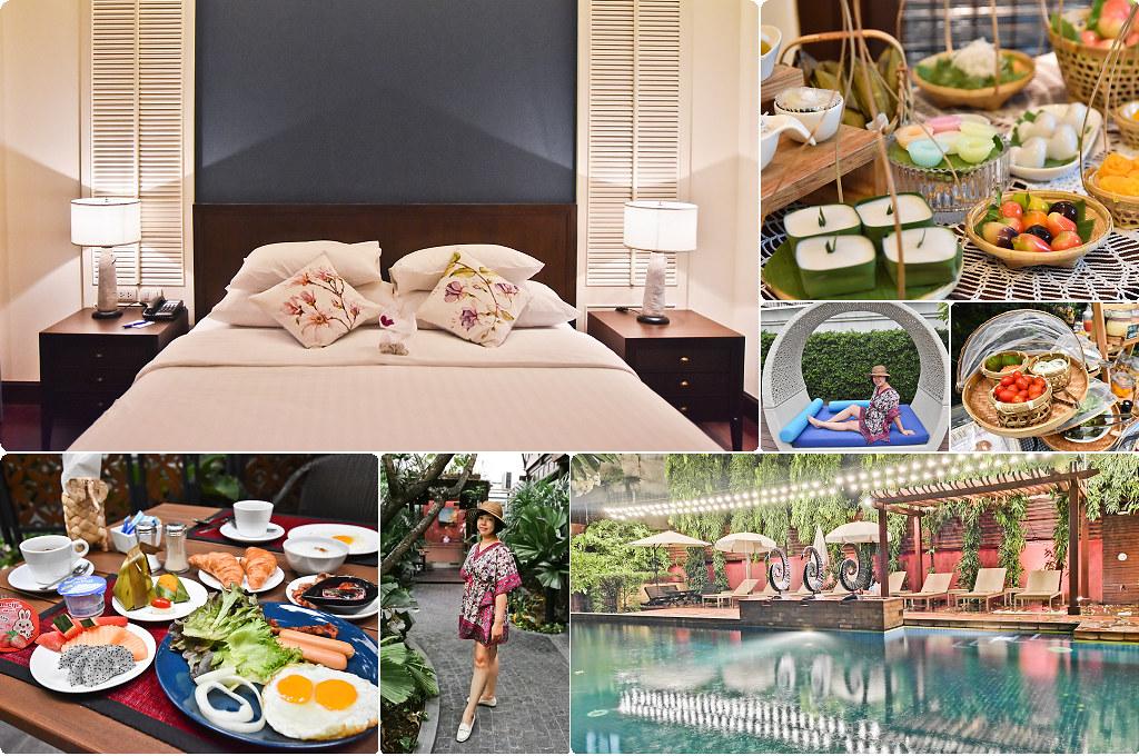 Rose Residence 泰國曼谷住宿 Hua Lamphong華藍蓬車站 04
