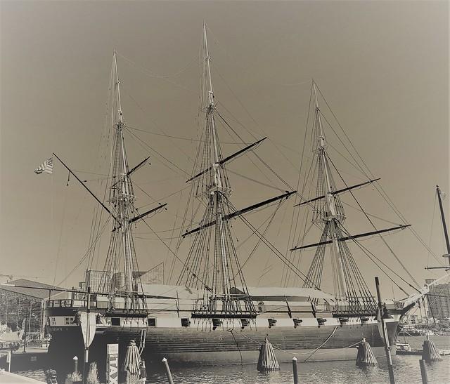Baltimore MD ~ USS Constellation