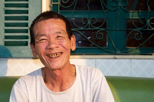 787A0235 Vietnamese Smile Sapa