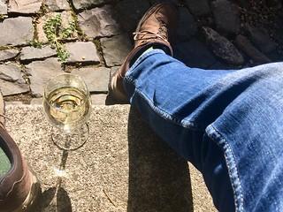 Weinwanderung ...