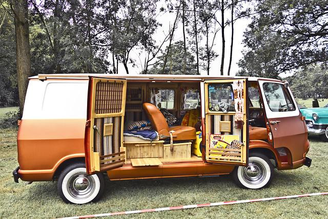 Chevrolet Panel Van 1967 (6558)