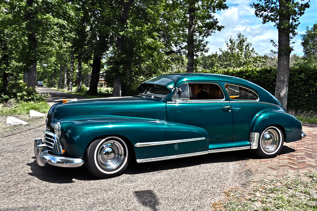 Oldsmobile Club Sedan 1948 (6247)