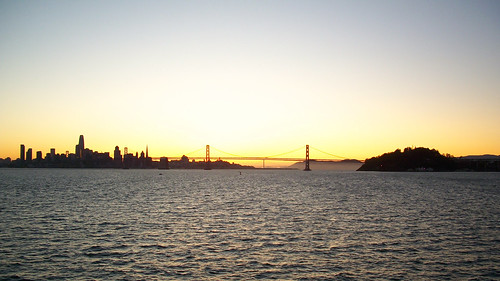 SF Bay cruise #1