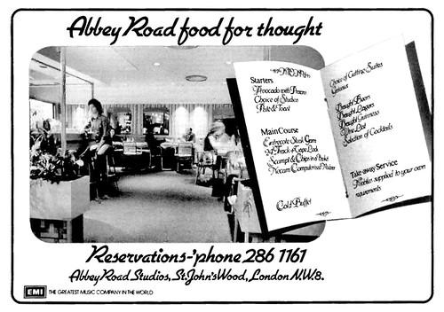 1979 abbey road studios london