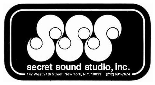 1979 secret sound studio