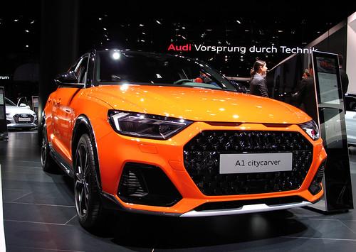 Audi A1 Citycarver Photo