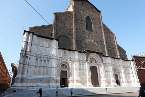 Basilica of San Petronio, begun 1390; Bologna (1) | by Prof. Mortel