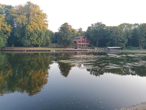 Parque de Bois de la Cambre.