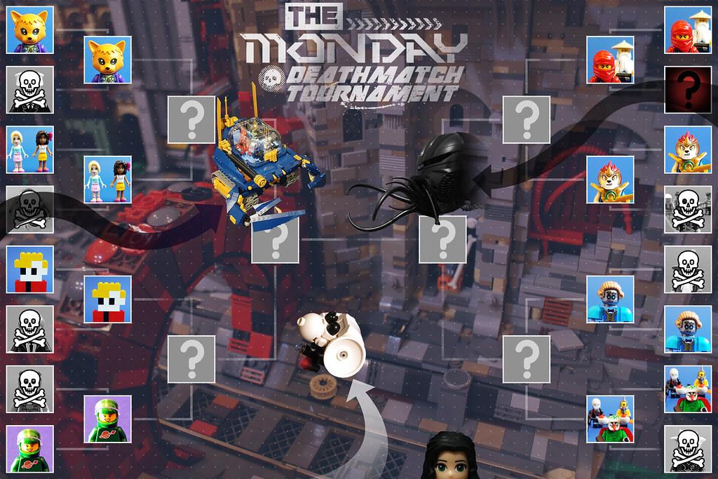 The Monday Deathmatch Tournament - Page 66