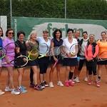 Damen Doppel VM 22.09.2019