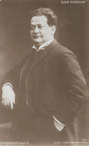 Rudolph Schildkraut