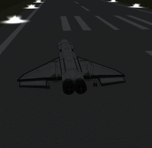 35 an almost perfect landing (dc9ezr)
